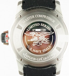 MASTER COMPRESSOR DIVING AUTOMATIC NAVY SEALs