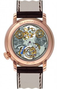 power reserve of seven days