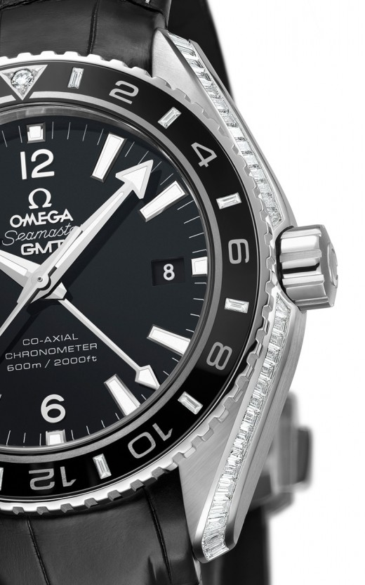 Seamaster Planet Ocean Platinum with diamond-set ceramic and sapphire (1)