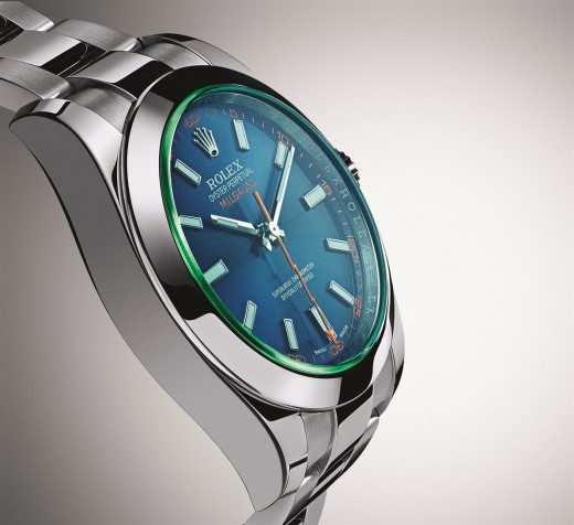 Rolex Milgauss Z Blue 116400 GV (3)