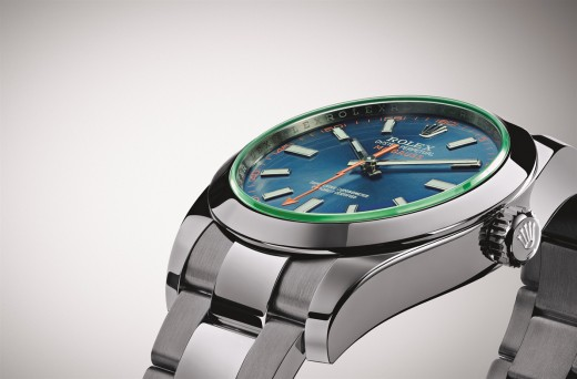 Rolex Milgauss Z Blue 116400 GV (4)
