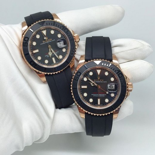 www.rockefellers.co_.uk-2-x-Rolex-Yachtmaster-116655-Oysterflex-PRICE-17150-Call-440161-834-9188-️